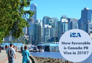 Canada PR Visa in 2018