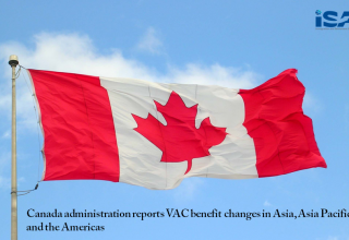 Canada administration reports VAC benefit changes