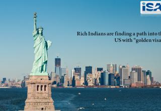EB5 golden visa for rich indians