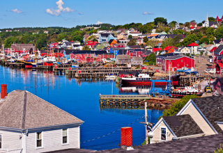 PEI, New Brunswick and Nova Scotia playing a major role in population growth