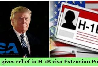 Donald Trump H1-B Visa