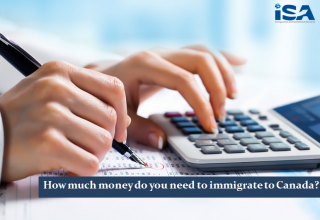 How much money do you need to immigrate to Canada