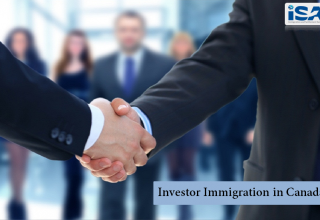 Investor immigration in canada