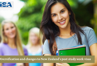 New zealand study work visa diversification