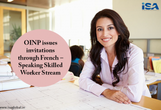 OINP invitations through french speaking skilled worker stream