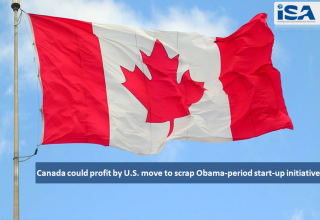 U.S. scraps start-up initiative, Canada profits