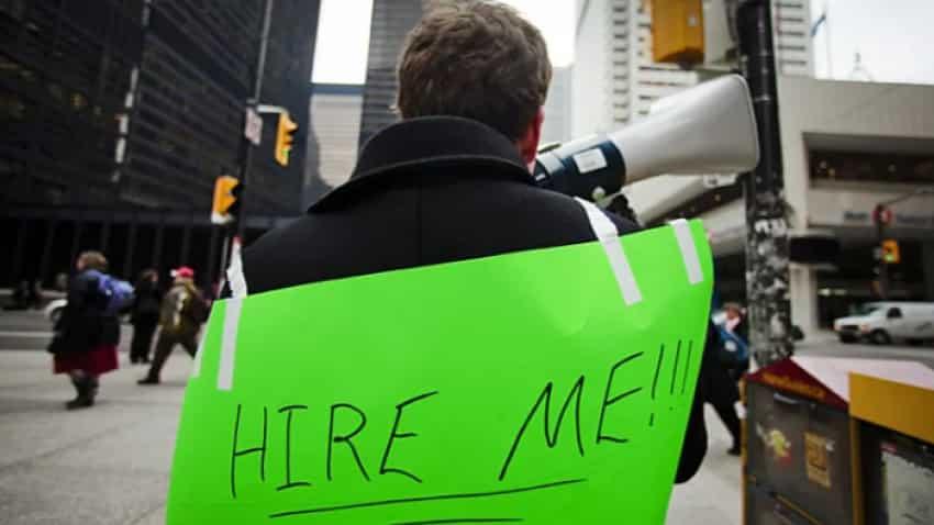 Description: Canada's unemployment rate down to 8.9%   Zee Business