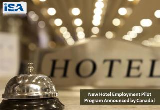 hotel employment in canada