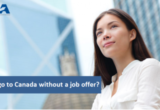 immigration to canada without a job offer