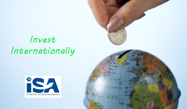 Invest abroad