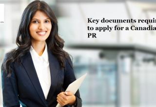 Canada PR documents
