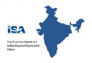 Visa E-services at Indian Regional Registration Offices